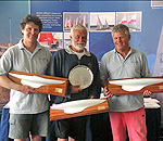 Lonton and Gray Sails win the 2009 Dragon East Coast Championships