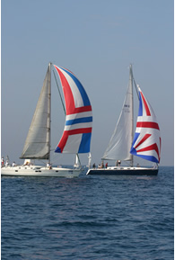 Spinnakers by Lonton and Gray